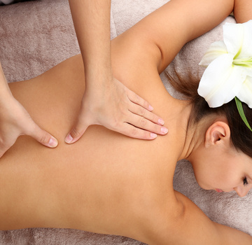 Massage Spécifique  - 1h -