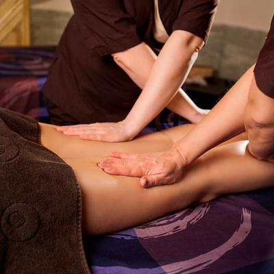 Un salon de massage bien-être à 4 mains pour détendre tout son corps